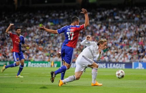 Luka+Modric+Real+Madrid+CF+v+FC+Basel+1893+0gqKGLRjWaEl
